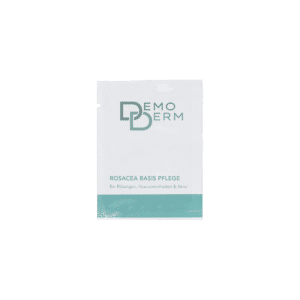 DemoDerm Rosacea Basis Pflege Probe