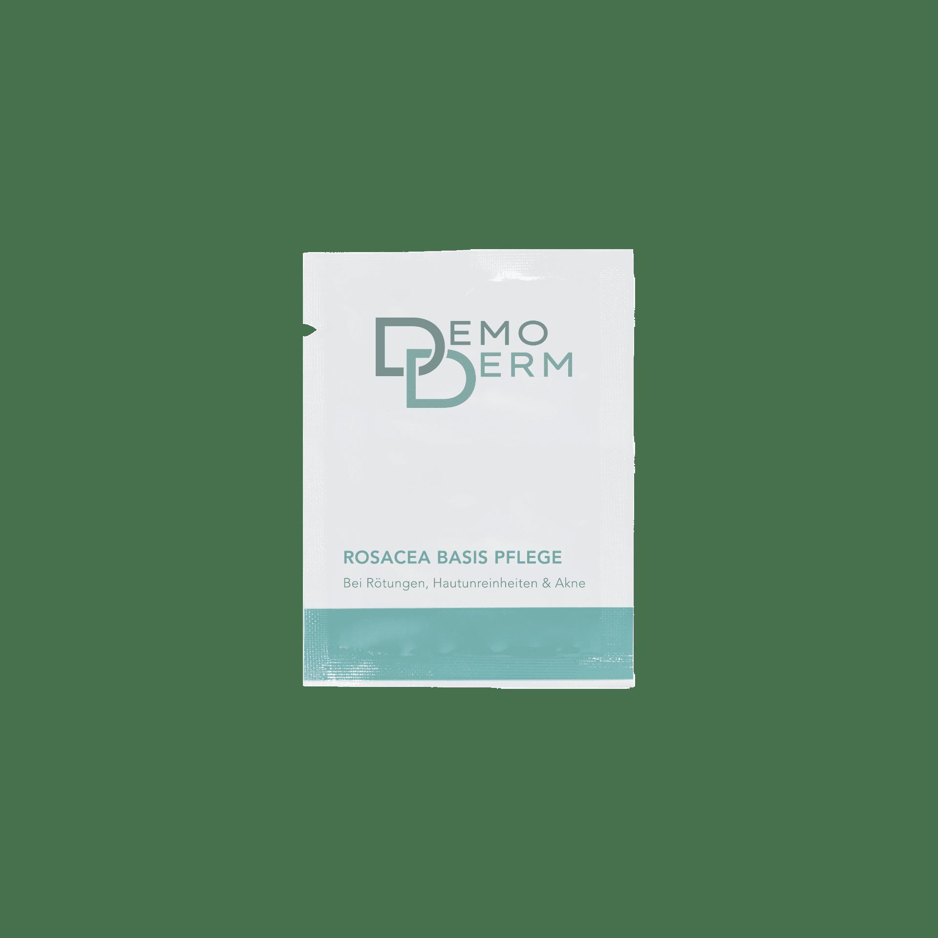 DemoDerm Rosacea Basis Pflege Probe
